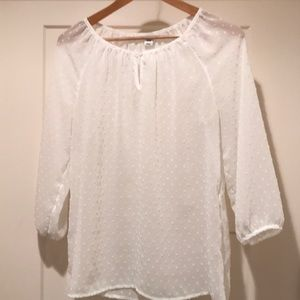 Old Navy pretty blouse